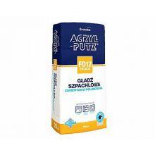 Śnieżka ACRYL-PUTZ® FD12 FASAD - Цементно-полимерная шпаклевка