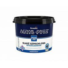 Śnieżka ACRYL-PUTZ® FS20 FINISZ - Финишная шпаклевочная гладь