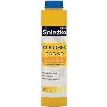 Sniezka Colorex Fasad  -  водно-дисперсионный краситель