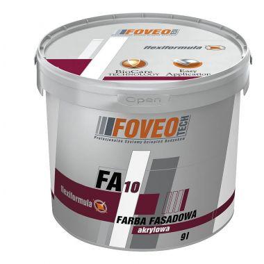 Foveo Tech Farba Fasadowa Akrylowa FA10 - Акриловая краска