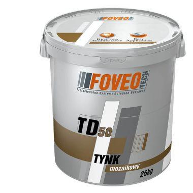 Foveo Tech Tynk Mozaikowy TD50 - Мозаичная штукатурка
