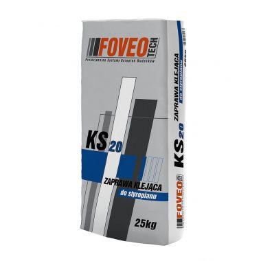 Foveo Tech Zaprawa Klejaca do Styropianu KS20 - Клей для пенополистирола