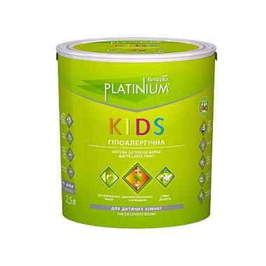 Sniezka Platinium Kids - Экологическая латексная краска