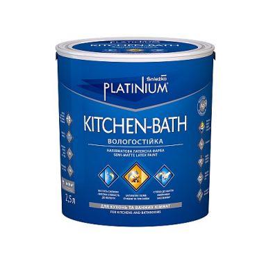 Sniezka Platinium Kitchen-Bath - Влагостойкая латексная краска