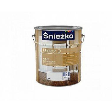 Śnieżka UREKOR D - Грунтовка для древесины, штукатурки и металла