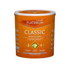Sniezka Platinium Classic - Износостойкая латексная краска