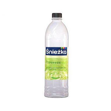 Śnieżka ROZCIEŃCZALNIK OLEJNO-FTALOWY - Растворитель для масляно-фталевых изделий