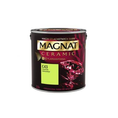 MAGNAT CERAMIC – керамическая краска для интерьеров