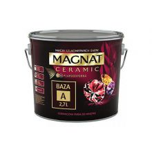 MAGNAT CERAMIC BAZA – керамическая краска для интерьеров