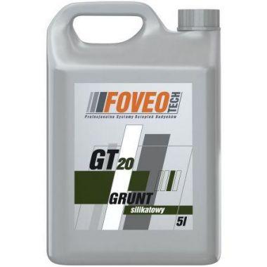 Foveo Tech Grunty Pod Farby GT20 - Силикатная грунтовка