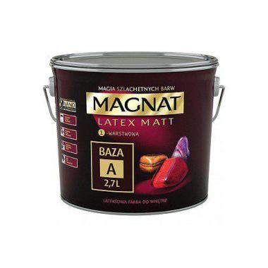 MAGNAT LATEX MATT База – латексная матовая краска для интерьеров