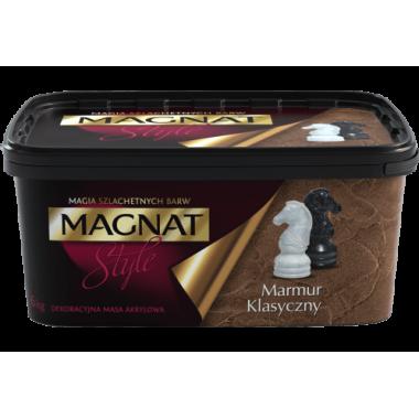 MAGNAT STYLE MARMUR KLASYCZNY - Декоративная масса классический мрамор