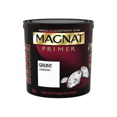 MAGNAT PRIMER – грунтовочная латексная краска для интерьеров