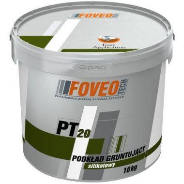 Foveo Tech Podk ady Gruntuj ce Pod Tynki РТ20 - Силикатная грунт-краска