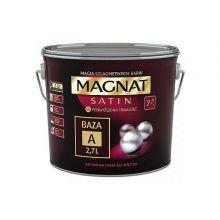 MAGNAT SATIN BAZA - Сатиновая краска для интерьеров