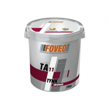 Foveo Tech Tynk Akrylowy TA11 - Акриловая штукатурка