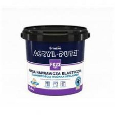 Śnieżka ACRYL-PUTZ® FX23 FLEX - Шпаклевочная масса для ремонта с содержанием стекловолокна